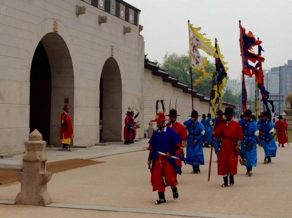 penjaga istana